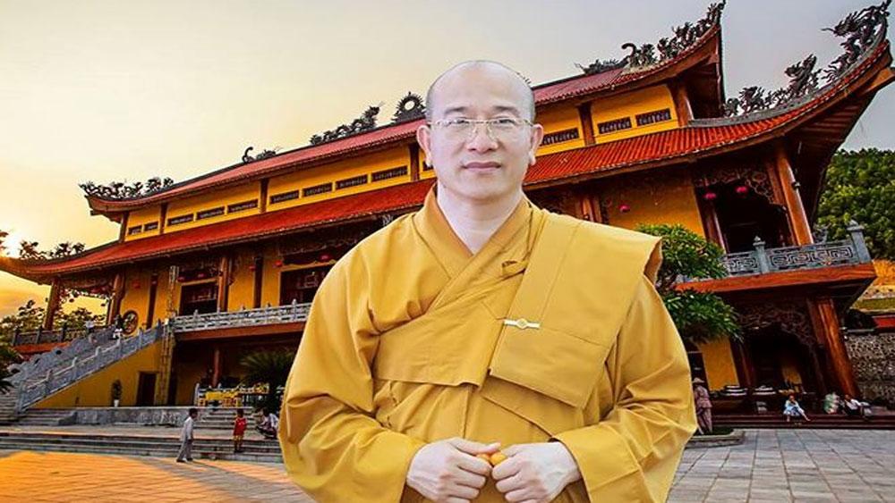 Quảng Ninh họp báo vụ 'thỉnh vong' ở chùa Ba Vàng
